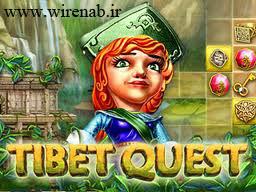 حل پازل های متفاوت در بازی جالب Tibet Questبرای کامپیوتر