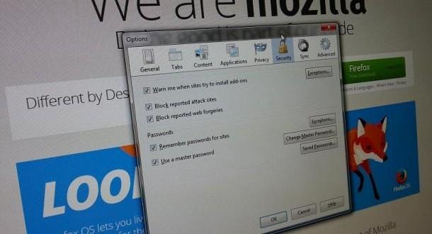 حذف تمامی پسورد های ذخیره شده در مرورگر فایرفاکس