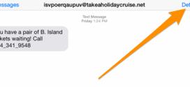 نحوه بلاک کردن پیام کوتاه و تماس در آیفون