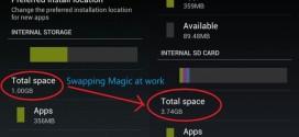 افزایش حافظه داخلی گوشی اندرویدی با External 2 Internal